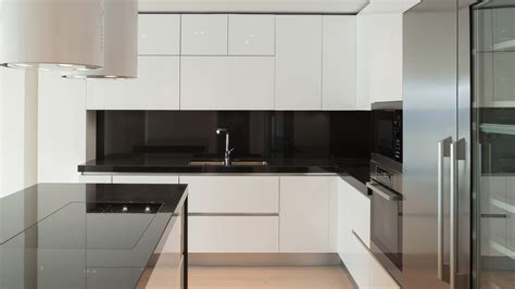 black backsplash kitchen 9 bold and beautiful backsplash designs that will