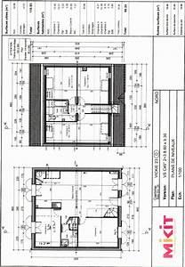 plan de vickie notre mikit bbc du 39 With plan maison avec cote 12 plan daccas et contact