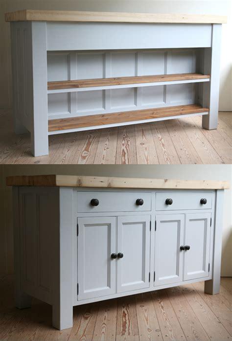 freestanding kitchen islands handmade solid wood island units freestanding kitchen