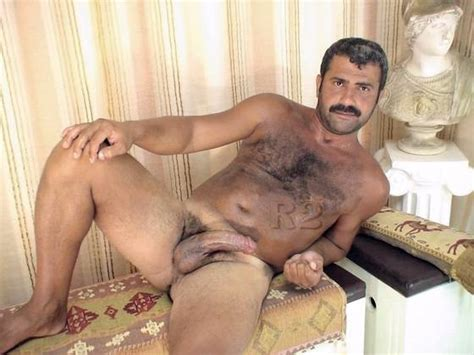 Hairy Turkish Daddy