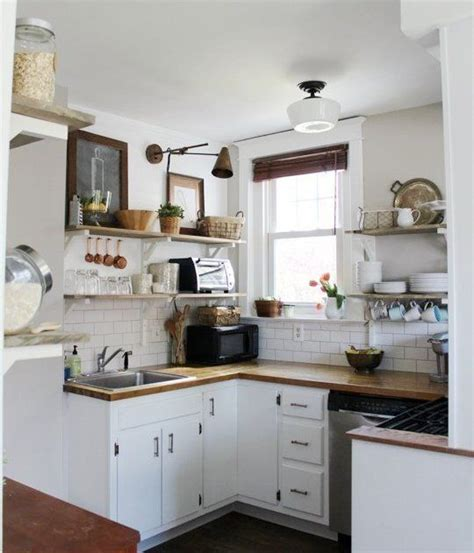 kitchen design makeovers baldas para cocinas peque 241 as small lowcost 1260