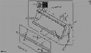 Heavy Duty Bucket  B25  - Loader John Deere 400x