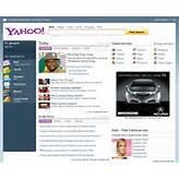 New Yahoo Layout?