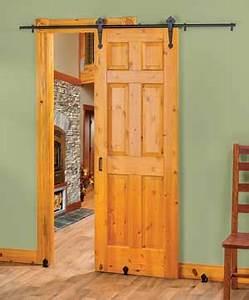 Rockler Barn Door Hardware Kits - Woodworking Blog