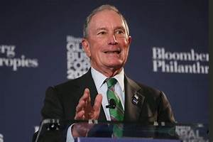 Michael Bloomberg jolts Senate battle with $20 million for ...