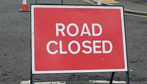 Emergency gas works cause lane closure on A49