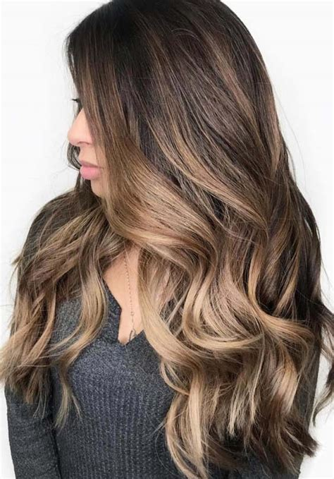 41 Seamless Bronde Blends for Long Haircuts in 2018 | Hollysoly
