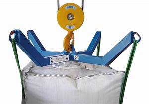 Big Bag N Go : hebekreuz zum umlagern von big bags abgewinkelt ~ Dailycaller-alerts.com Idées de Décoration