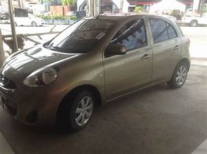Nissan March 1 2e   2015   Manual 5 Speed   45 000 Km