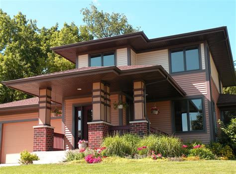 prarie style homes mid century modern houses gt mcmansions and other neo