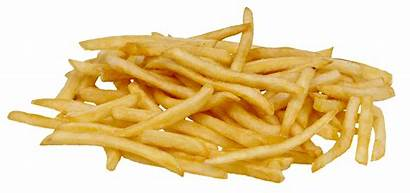 Fries French Frites Potato Fast Transparent Fried