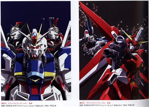 gundam seed mobile suits mobile suit gundam seed destiny zerochan anime image board