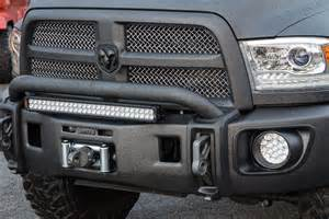 dodge ram winch mount vehicle of the week 2016 dodge ram line x go4x4it a