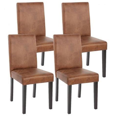 lot de chaise salle a manger chaise salle a manger pas cher lot de 4 digpres