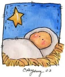 Baby Jesus Christmas Clipart - ClipartXtras
