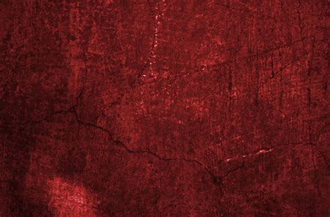 Red Grungy Wall Texture Background PhotoHDX