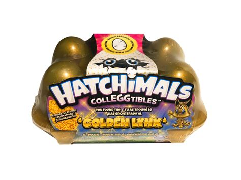 Hatchimals Colleggtibles Golden Lynx