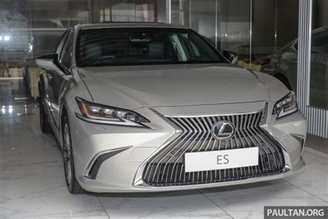lexus es  open  booking  rmk