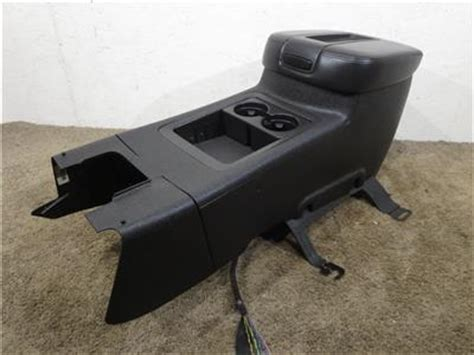 replacement gm oem tahoe silverado center console
