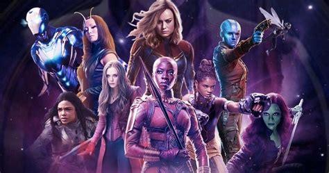 female avengers unite  endgame directors pulled