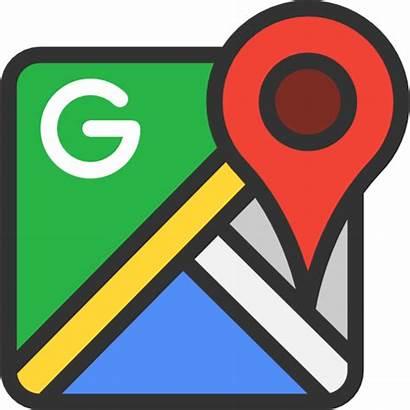 Gps Icon Google Location Maps Orientation Direction