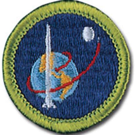 Space Exploration Meritbadgedotorg