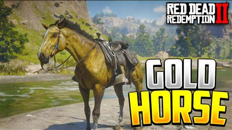 rdr2 horses horse dead redemption war gold race