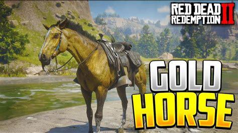 rdr2 horses horse dead redemption war gold race