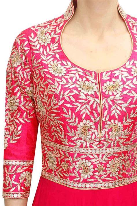 latest dress neck designs gala designs   indian
