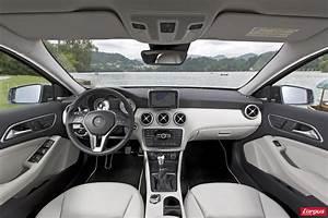 Mercedes Benz Classe B Inspiration : nouvelle donne photo 53 l 39 argus ~ Gottalentnigeria.com Avis de Voitures
