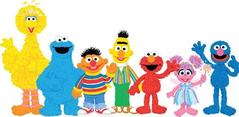 Sesame Street® And Associated