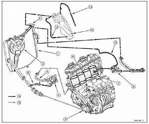 Kawasaki Ninja Service Manual  Coolant Flow Chart