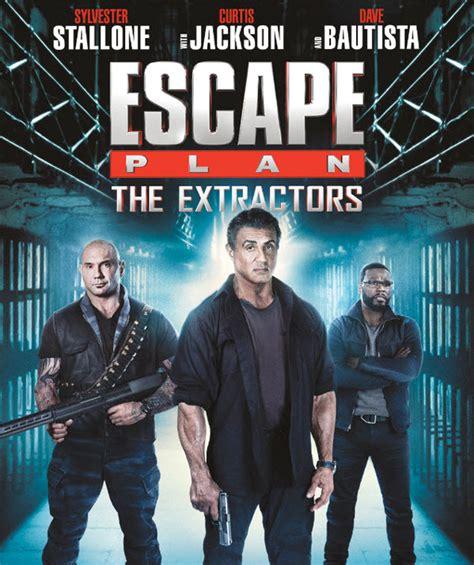 escape plan   extractors