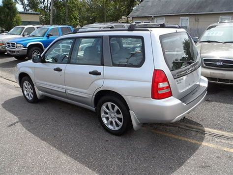Find Used 2005 Subaru Forester All Wheel Drive Immaculate