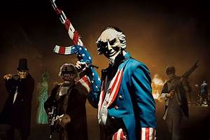 With Election Year, the Purge series has become the zombie ...
