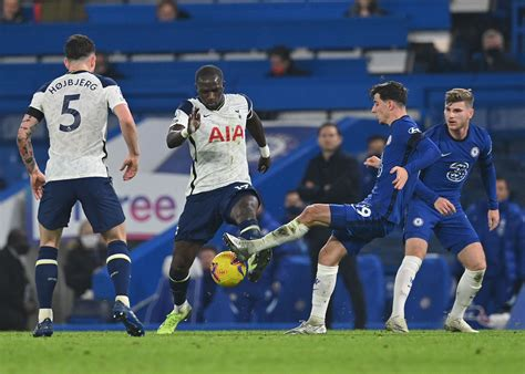 Chelsea player ratings vs Tottenham Hotspur - The 4th Official
