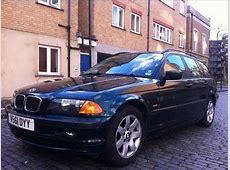 2000 BMW E46 318i 318 AUTO ESTATE WAGON REVIEW ENGINE