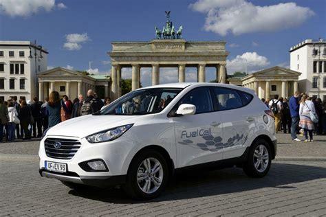 auto ladegerät test fahrbericht hyundai ix35 fuel cell im test