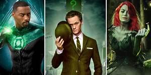 Female superheroes and villains