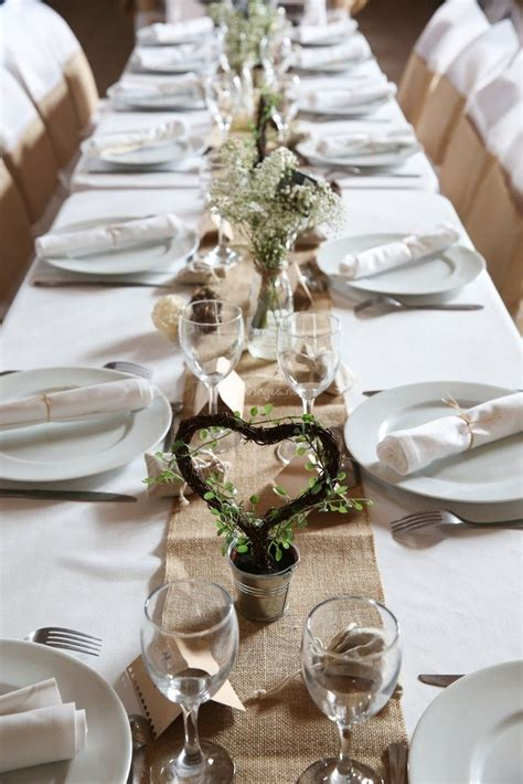 inspirations pour  mariage champetre idees mariage