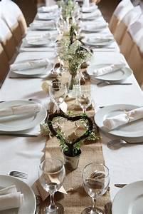 Décoration Mariage Champêtre Chic : 30 inspirations pour un mariage champ tre centre table ~ Melissatoandfro.com Idées de Décoration