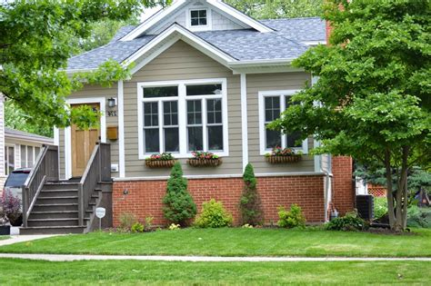 image result for exterior house color with red brick
