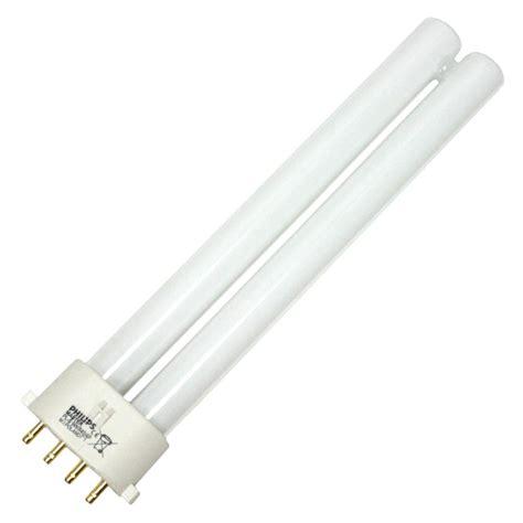 compact fluorescent light bulbs philips 908400 pl s 9w 840 4p single 4 pin base