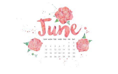 June 2018 Hd Calendar Wallpapers  Calendar 2018