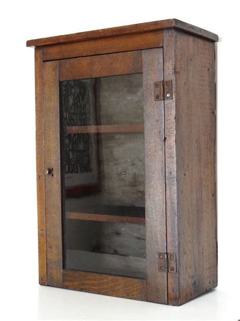 antique apothecary cabinet  medicine cabinet wall