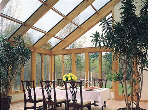 let the in stunning white pine sunrooms