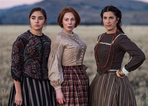 Exclusive: Gillian MacGregor on epic western The Stolen