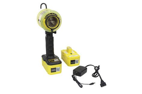 Explosion Proof Rechargeable Led Work Light