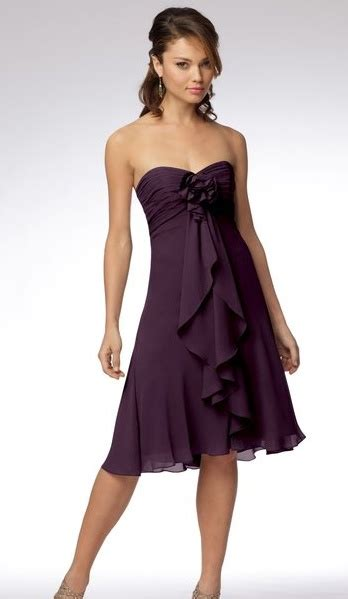 plum bridesmaid dress plum bridesmaid dress from watters watters favorite garden wedding plum color