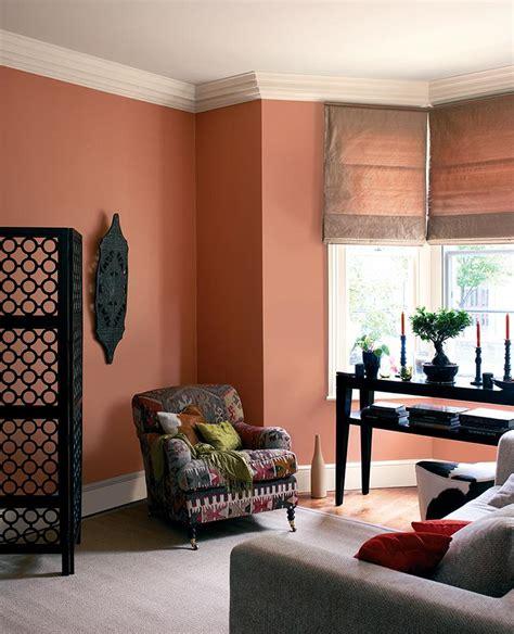 tendance peinture chambre beautiful chambre peinture orange fonce pictures design